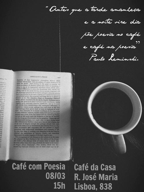 Cafe com Poesia 8mar14