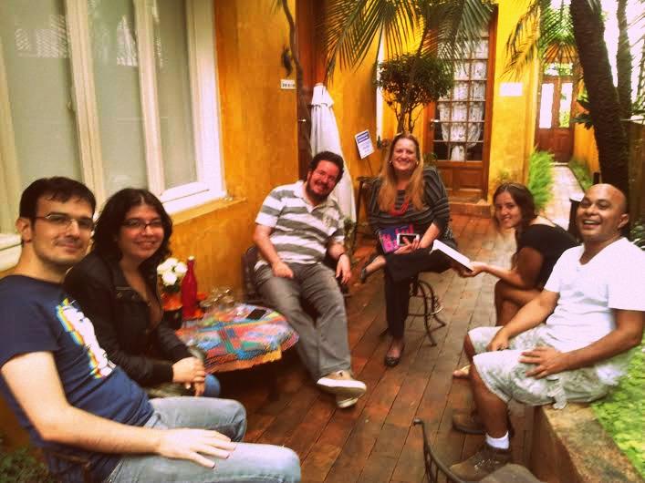 Cafecompoesiagrupo