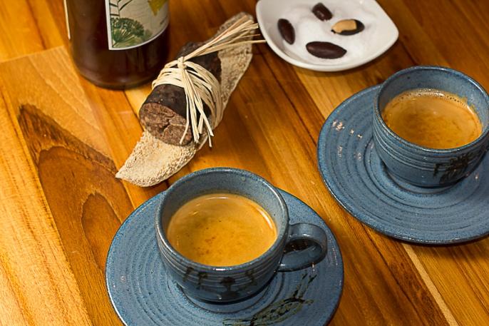 CAFÉ DA CASA